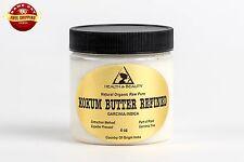 KOKUM BUTTER REFINED ORGANIC NATURAL RAW PRIME FRESH 100% PURE 4 OZ