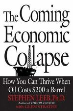 The Coming Economic Collapse: How You Can Thrive When Oil Costs $200 a Barrel L