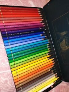 Faber-Castell 36 polychromo pencil collection