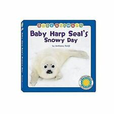 Baby Harp Seal's Snowy Day (Baby Animals Book) (with easy-to-download-ExLibrary