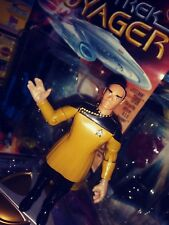 Star Trek CUSTOM ACTION FIGURES  Hobbies voyager ds9 generation original Lots