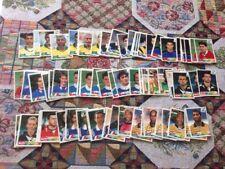 Ed. Panini Lotto Di 232 Figurine Tutte Diverse + 45 Doppie Mondiali Francia '98