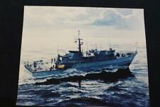 New listing Military Ship Photo Uss Osprey (Mhc-51) Art Concept 8' X 10' Color Photo (P1228)
