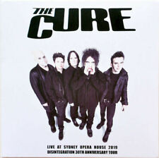 THE CURE - LIVE AT SYDNEY OPERA HOUSE - 2CD DIGISLEEVE - NEW RELEASE JUNE 2019
