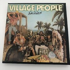 Reel to Reel Village People Go West 4 Track 3.3/4 IPS Stereo 1R1 6971 [290]