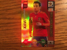 Xavi Hernandez Limited Card Edition 2010 Panini Adrenalyn World Cup