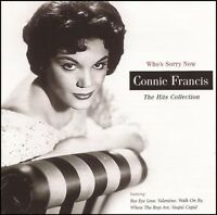CONNIE FRANCIS - WHO'S CRYING NOW : THE HITS COLLECTION CD ~ STUPID CUPID *NEW*