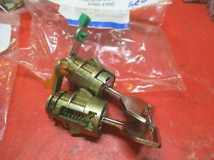 TOYOTA COROLLA--PRIZM 1988-1992   NEW---DOOR CYLINDER LOCK -PAIR