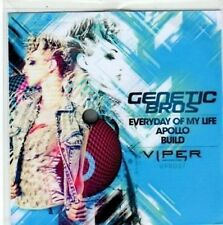 (BY124) Genetic Bros, Everyday Of My Life - DJ CD