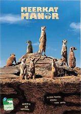 Meerkat Manor : Series 1 (DVD, 2009, 2-Disc Set) new sealed