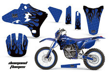 YAMAHA WR 250/450F Graphic Kit AMR Racing # Plates Decal Sticker Part 05-06 DFBB