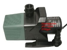SUBMERSIBLE WATER FALL/KOI POND PUMP JPP-12000 3150gph.