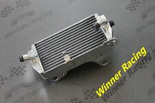 No Cap Aluminum Radiator For Honda CRF450R CRF 450 R 2013 2014 Left Side