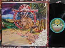 OZ - A ROCK N ROLL ROAD MOVIE ~ Australia OST LP Daddy Cool, Jo Jo Zep, Skyhooks