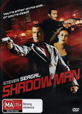 Shadow Man - Action/ Crime / Investigation/ Thriller - NEW DVD
