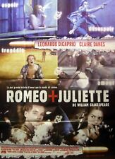 ROMEO + JULIET - DiCaprio - Danes - 47x63 FRENCH POSTER