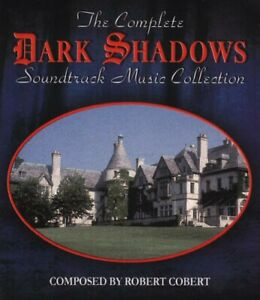 Dark Shadows: Comple - Dark Shadows: The Complete Music Soundtrack Collection (O