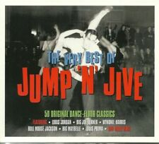 The Very Best of Jump 'n' Jive 5060143495649 by Various Artists CD
