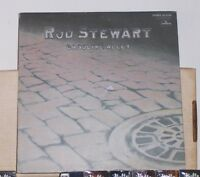 ROD STEWART - Gasoline Alley - Original Mercury LP Record 1970 Embossed jacket