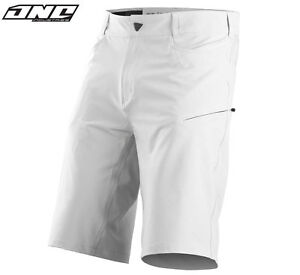 ONE INDUSTRIES ATOM MTB BIKE SHORTS GREY cycling trail riding mens