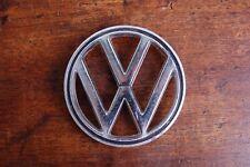 Volkwagen marchio stemma fregio diametro 8,2 cm