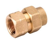 HOME-FLEX  1/2 in. CSST  Brass  Female Adapter