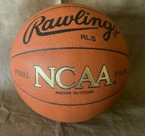 RAWLINGS  SYNTHETIC LEATHER  BASKETBALL. RLS NCAA Final Four