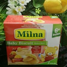 MILNA BABY BISCUIT MIXED FRUITS for 6+ Month Baby