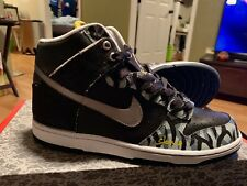 Nike Dunk Hi SBTG Denim Custom 1 of 1