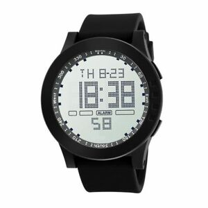 Army Big Face Tactical Waterproof Military Digital Stopwatch Sports Wrist Watch