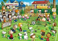 1000 S-Pieces Epoch Jigsaw Puzzle 29-501 Peanuts Snoopy