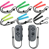 1pair Joy-Con Wrist Strap Lanyard For Nintendo Switch Joy-Con Controller Gamepad