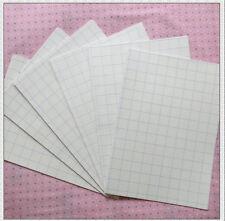 5x Sheets A4 Inkjet Heat Iron On Transfer Paper for Light Color Fabrics T-Shirt