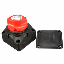 Marine Battery Isolator On Off Power Switch Control Knob 300A 0-605-09 New