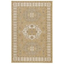 Kilim Sand Area Rugs ~ 6 Sizes ~ Area Rugs + Runner ~ TransOcean - Free Ship