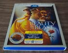 Walt Disney BEAUTY AND THE BEAST DVD & BLU-RAY 2 Disc SET NEW