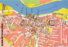 BC60275 Maps Cartes geographiques Hungaria Szentendre