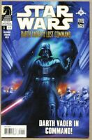 Star Wars Darth Vader And The Lost Command #1-2011 vf 8.0 Newsstand Variant