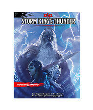 Dungeons & Dragons STORM KING'S THUNDER - Wizards of the Coast RPG DND Hardcover