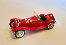 BRUMM 1:43 Mille Miglia # R78 Alfa Romeo 2300 1932 HP 146 No. 106 Diecast Car