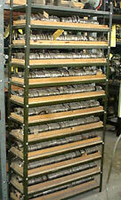 Set of 250 Used Slitting, Forming & Patterning Rolls