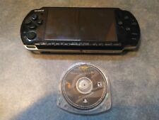 Sony PSP 3000 3001 Console with a game and a 32mb memory stick! no ac cable.