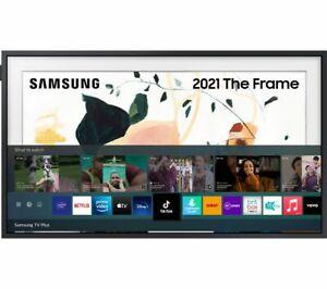 "SAMSUNG The Frame QE43LS03AAUXXU 43"" Smart 4K Ultra HD HDR QLED TV Bixby, Alexa"
