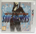 SHIN MEGAMI TENSEI DEVIL SUMMONER SOUL HACKERS - NINTENDO 3DS - NUOVO NEW
