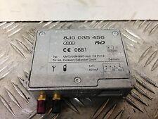 AUDI A3 A4 A6 TT 8J MK2 2006-12 PHONE ANTENNA AMPLIFIER MODULE 8J0035456