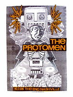 Protomen Poster 2006 Concert