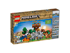 LEGO ® Minecraft ™ 21135 la crafting-BOX 2.0 NUOVO OVP _ The crafting-BOX 2.0 NEW