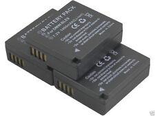 new 3pcs DMW-BLE9 BLE9E for Lumix DMC-GF6 GF5 GF3 GF3T GX7 GF6W GF5WN GF5C LX100