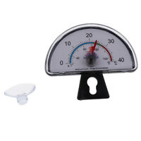 Suction Cup Submersible Pointer Accessory Thermometer for Fish Tank Aquarium