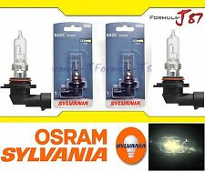 Sylvania Basic Halogen Bulb 9005 HB3 65W Head Light DRL Daytime High Beam Lamp